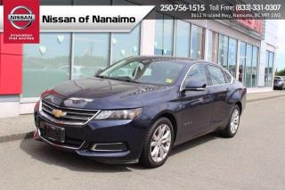 Used 2017 Chevrolet Impala LT for sale in Nanaimo, BC