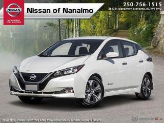 New 2020 Nissan Leaf SL PLUS for sale in Nanaimo, BC