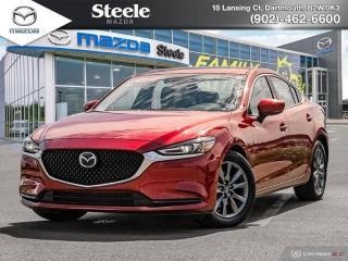 Used 2018 Mazda MAZDA6 GSL (Unlimited Km Warranty) for sale in Dartmouth, NS