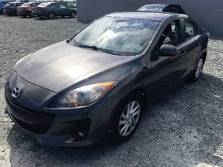 Used 2012 Mazda MAZDA3 GSL for sale in Dartmouth, NS