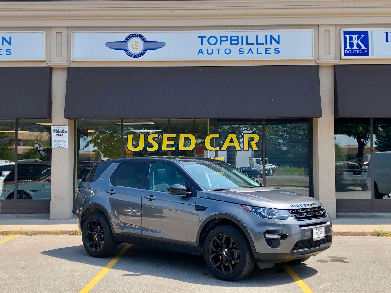 2016 Land Rover Discovery Sport HSE, Navi, Pano Roof, Blind Spot