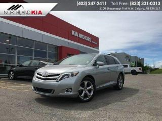 Used 2016 Toyota Venza for sale in Calgary, AB