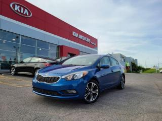 Used 2014 Kia Forte EX for sale in Calgary, AB