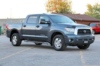 Used 2008 Toyota Tundra CREW MAXSR5 for sale in Brampton, ON