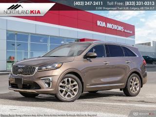 New 2019 Kia Sorento SXL Limited for sale in Calgary, AB