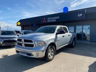 Used 2014 RAM 1500 OUTDOORSMAN for sale in Grande Prairie, AB