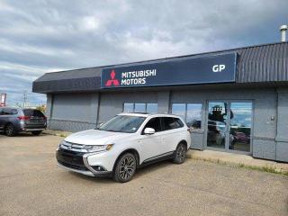Used 2017 Mitsubishi Outlander GT for sale in Grande Prairie, AB