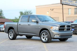 Used 2010 Dodge Ram 1500 Sport Hemi 4X4 for sale in Brampton, ON