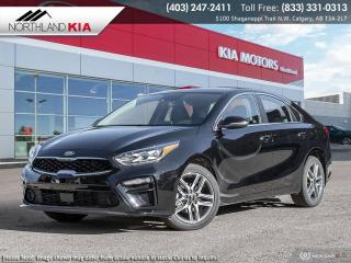 New 2019 Kia Forte EX Limited for sale in Calgary, AB