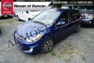 Used 2017 Hyundai Accent SE for sale in Duncan, BC