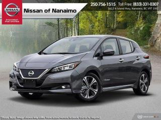 New 2020 Nissan Leaf SV PLUS for sale in Nanaimo, BC