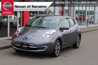 Used 2015 Nissan Leaf SL for sale in Nanaimo, BC