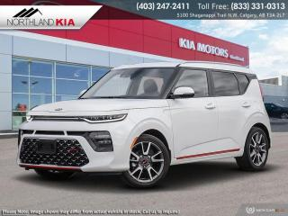 New 2020 Kia Soul GT-Line Premium for sale in Calgary, AB