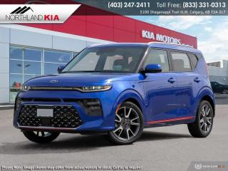 New 2020 Kia Soul GT-Line Limited for sale in Calgary, AB