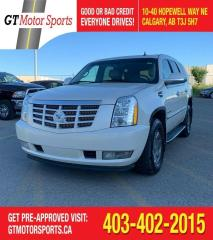 Used 2011 Cadillac Escalade AWD | $0 DOWN - EVERYONE APPROVED! for sale in Calgary, AB