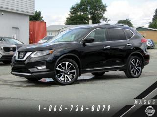 Used 2017 Nissan Rogue SL AWD + TOIT + NAV + BOSE + CAMÉRA 360! for sale in Magog, QC