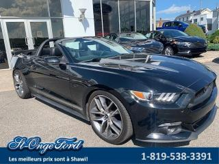 Used 2015 Ford Mustang GT haut niveau cabriolet 2 portes for sale in Shawinigan, QC