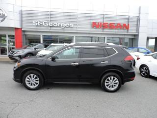 Used 2017 Nissan Rogue Traction intégrale 4 portes SV Toit for sale in St-Georges, QC