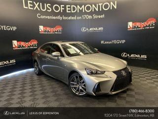 Used 2017 Lexus IS 300 for sale in Edmonton, AB