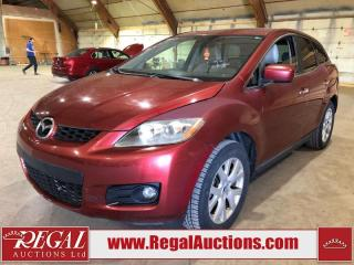 Used 2007 Mazda CX-7 4D Utility AWD for sale in Calgary, AB