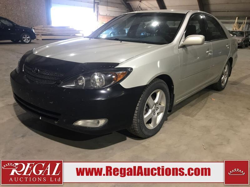 used 2003 toyota camry for sale in calgary, alberta carpages.ca