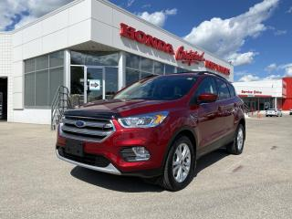 Used 2017 Ford Escape SE Navigation, Leather, LOW MILEAGE for sale in Winnipeg, MB