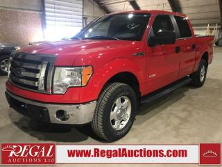 Used 2011 Ford F-150 XLT Supercrew for sale in Calgary, AB
