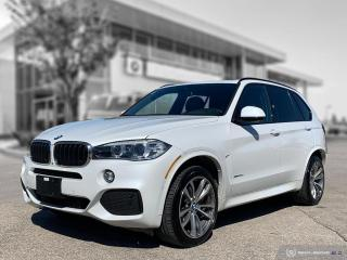 Used 2017 BMW X5 xDrive35d Lowest Km 2017 D In Canada! for sale in Winnipeg, MB