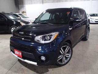 Used 2017 Kia Soul EX TECH PG. LEATHER ROOF NAV for sale in Nepean, ON