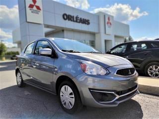 Used 2017 Mitsubishi Mirage ES for sale in Orléans, ON