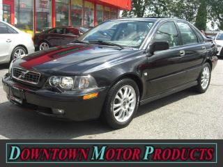 Used 2004 Volvo S40 for sale in London, ON