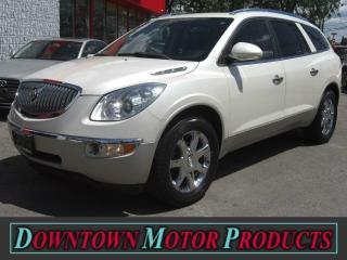 Used 2008 Buick Enclave CXL AWD for sale in London, ON