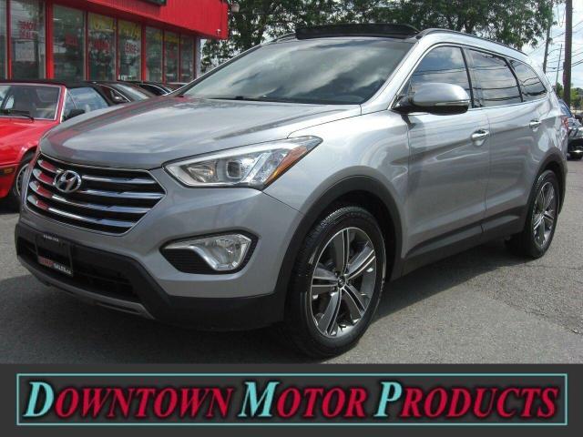 2013 Hyundai Santa Fe XL AWD Limited