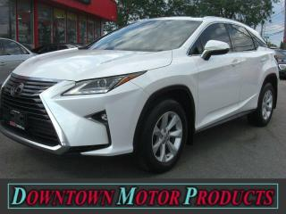 Used 2017 Lexus RX 350 AWD for sale in London, ON