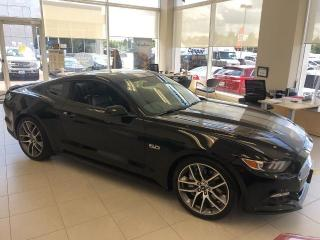 Used 2017 Ford Mustang GT Premium for sale in Aurora, ON