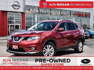 Used 2015 Nissan Rogue SV   Moonroof   Heated Seats   Back-UP CAM for sale in Richmond Hill, ON