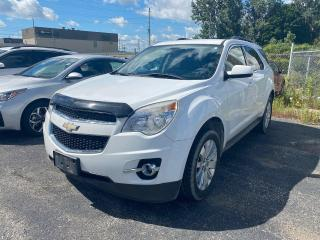 Used 2012 Chevrolet Equinox 1LT FWD 1SB for sale in Waterloo, ON