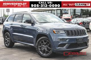 Used 2019 Jeep Grand Cherokee LIMITED X | LOADED | LEATHER | NAV | for sale in Hamilton, ON