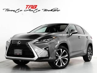 Used 2017 Lexus RX 350 350 I HEADS UP I EXECUTIVE PKG I SUNROOF I NAVI for sale in Vaughan, ON