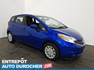 Used 2015 Nissan Versa Note SV AIR CLIMATISÉ - Caméra de Recul for sale in Laval, QC