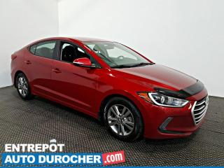 Used 2017 Hyundai Elantra GL AIR CLIMATISÉ - Caméra de Recul for sale in Laval, QC