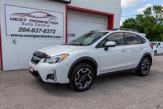 Used 2017 Subaru XV Crosstrek AWD SPORT **Eyesight Pkg**1 owner Manitoba car for sale in Winnipeg, MB