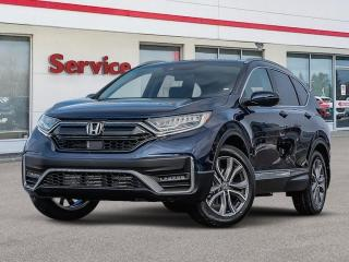 New 2020 Honda CR-V Touring 4WD for sale in Brandon, MB