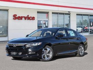 New 2020 Honda Accord Sedan EXL CVT for sale in Brandon, MB