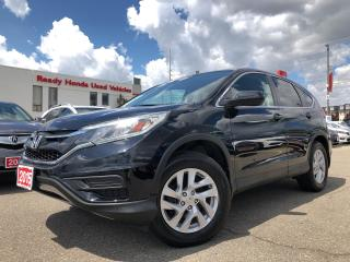 Used 2015 Honda CR-V SE Air - Alloy - Rear Camera for sale in Mississauga, ON