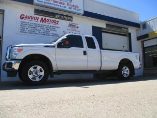 Used 2014 Ford F-250 XLT for sale in Swift Current, SK