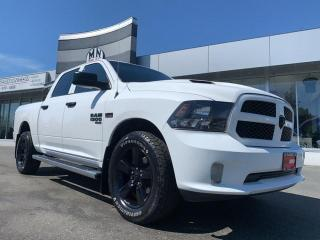Used 2019 RAM 1500 Classic SPORT PKG CREW 5.7L HEMI 4WD REAR CAMERA 38KM for sale in Langley, BC