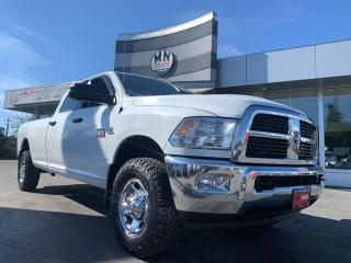 Used 2012 RAM 3500 SLT CREW LONG BOX DIESEL 4WD ONLY 105KM for sale in Langley, BC