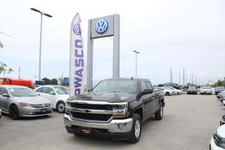 Used 2016 Chevrolet Silverado 1500 4WD Double Cab 143.5  LT w-1LT for sale in Whitby, ON