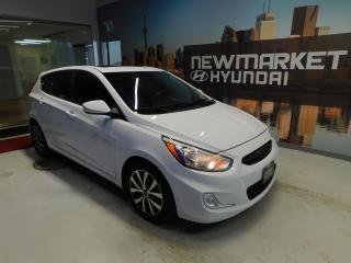 Used 2016 Hyundai Accent SE Sunroof! Alloys! for sale in Newmarket, ON